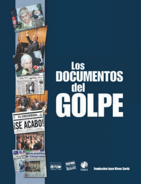 Los documentos del golpe