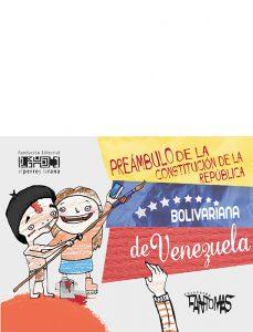 Preámbulo de la Constitución de la República Bolivariana de Venezuela