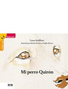 Mi perro Quirón