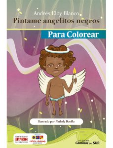 Píntame angelitos negros (para colorear)
