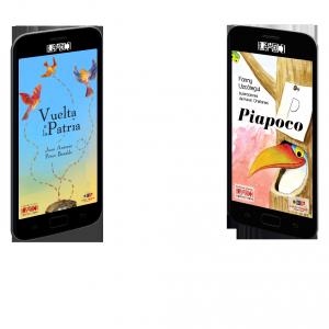 Vuelta a la patria y Piapoco (versión celular)